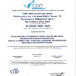 Certificazione ISO 18001/2007