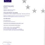 Certificazione ISO 39001/2012