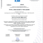Certificazione ISO 50001/2011