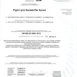 Certificazione ISO 9001/2015